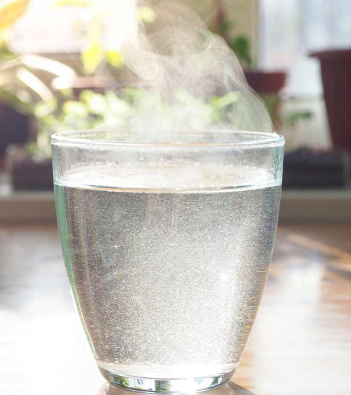Hot Water Benefits in Bengali