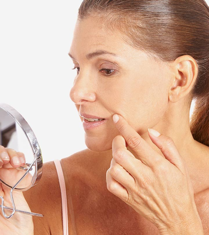 How To Get Rid Of Wrinkles Around Mouth: Causes And Tips