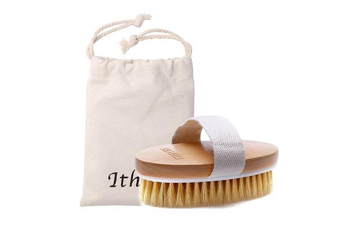 Ithyes Dry Brushing Body Brush