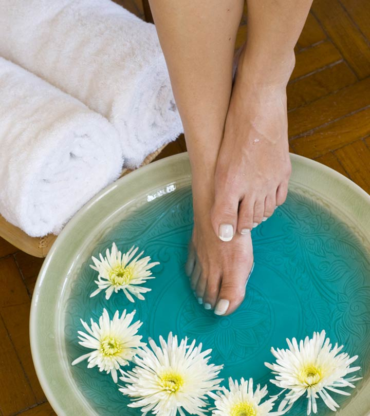 Listerine Foot Soak – Recipes And Tutorial For Soft Feet