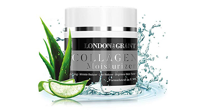 London And Grant Collagen Moisturizer