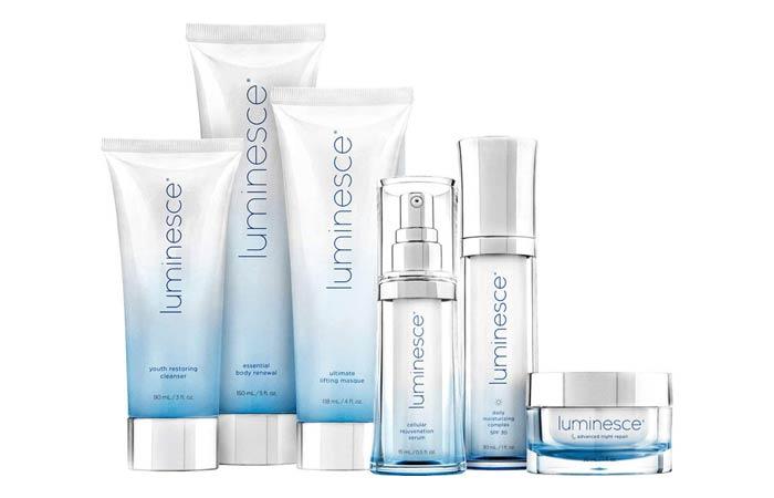 Luminesce Anti-Aging Kit