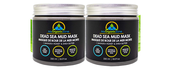 My Organic Zone Dead Sea Mud Mask