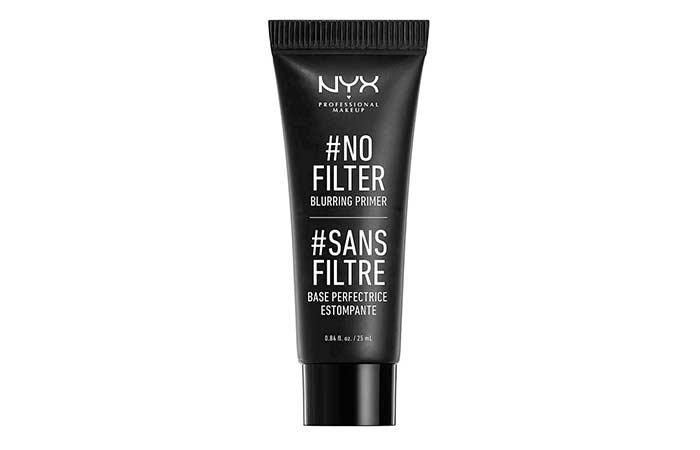 NYX PROFESSIONAL MAKEUP NoFilter Blurring Primer