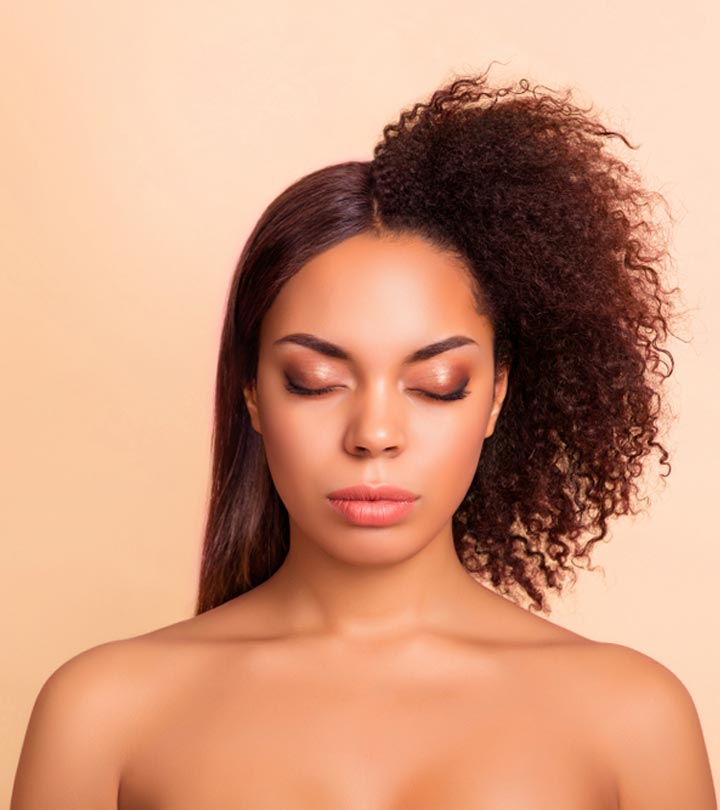 Natural Hair Shrinkage: Ways To Control It