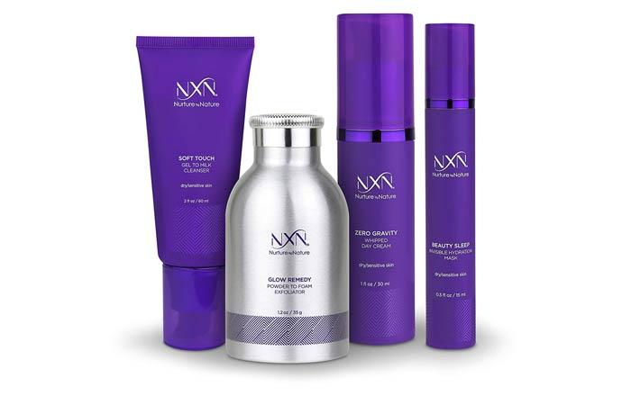 NxN 4-Step Anti-Aging Treatment