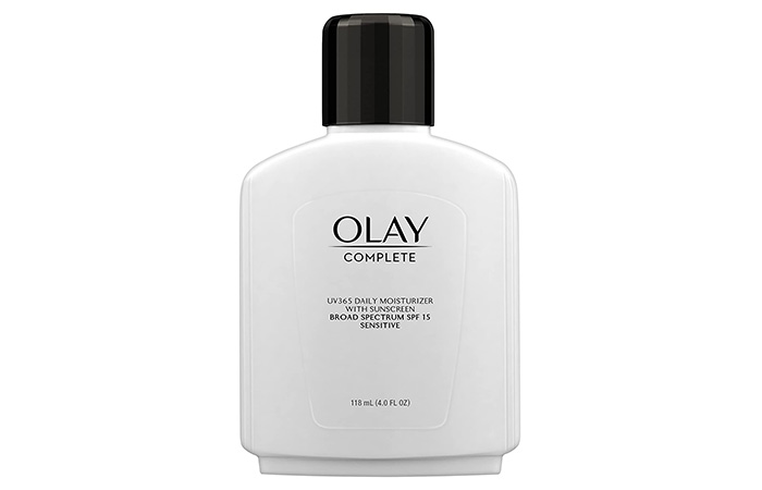 Olay Complete UV365 Daily Moisturizer With Sunscreen