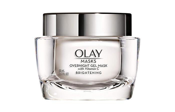 Olay Masks Overnight Gel Mask With Vitamin C