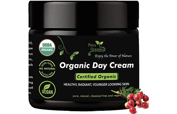 Petra Organics - Organic Day Cream