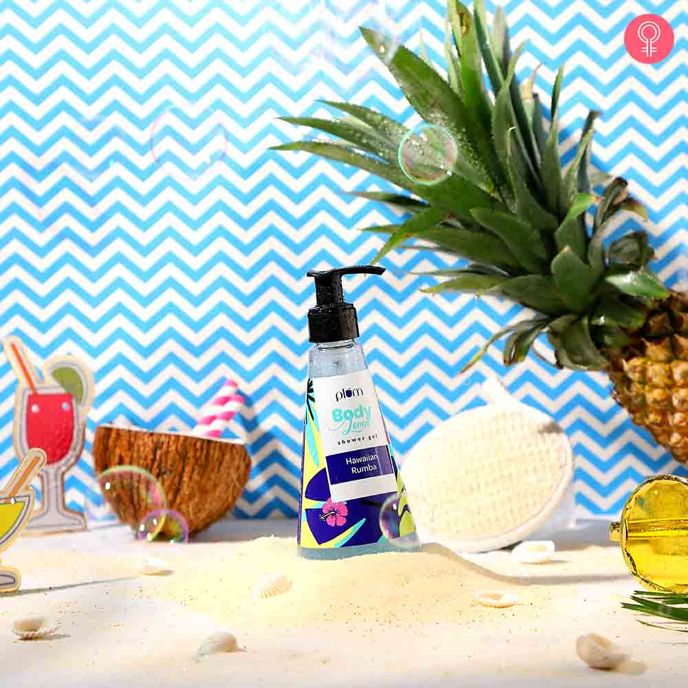Plum BodyLovin' Hawaiian Rumba Shower Gel