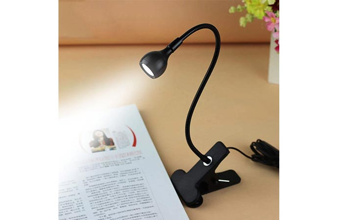 Rrimin Bulfyss Flexible Reading LED Light