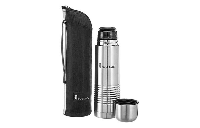 SOLIMO Thermal Stainless Steel Flask