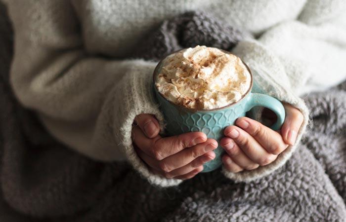 Serve Hot Chocolate
