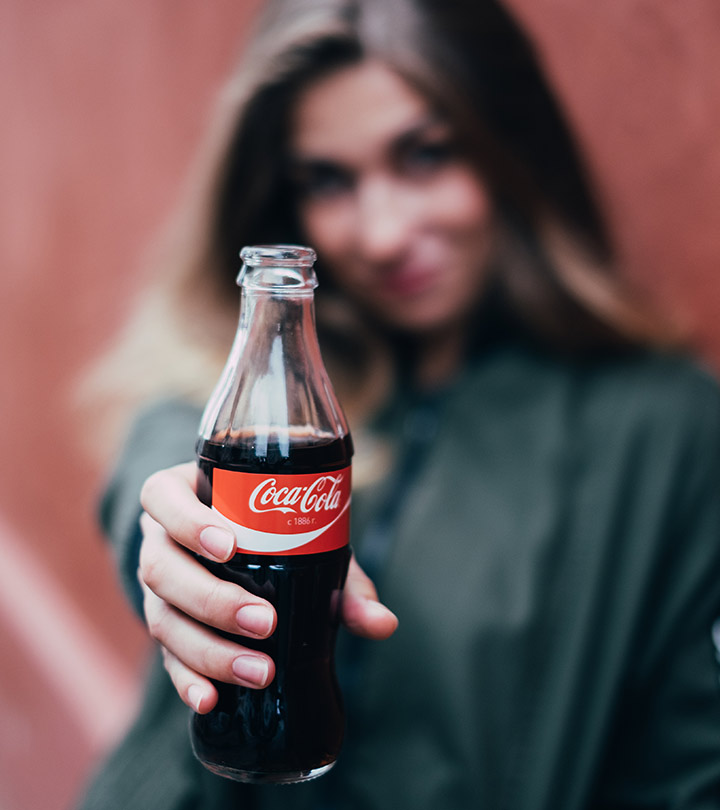 Should You Wash Your Hair With Coca-Cola?