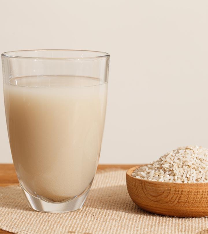 Skin Benefits Of Rice Water in Hindi