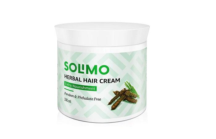 Solimo Herbal Hair Cream