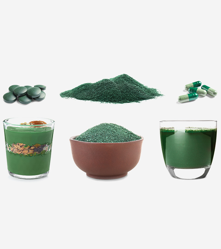 Spirulina Benefits and Side Effects in Bengali