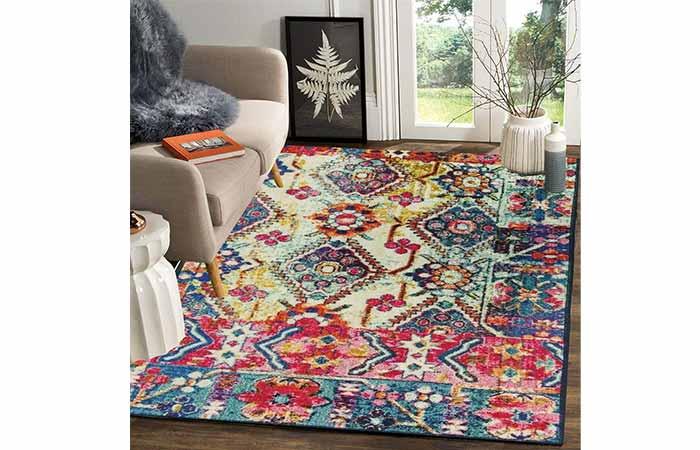 Status 3D Printed Persian Vintage Carpet