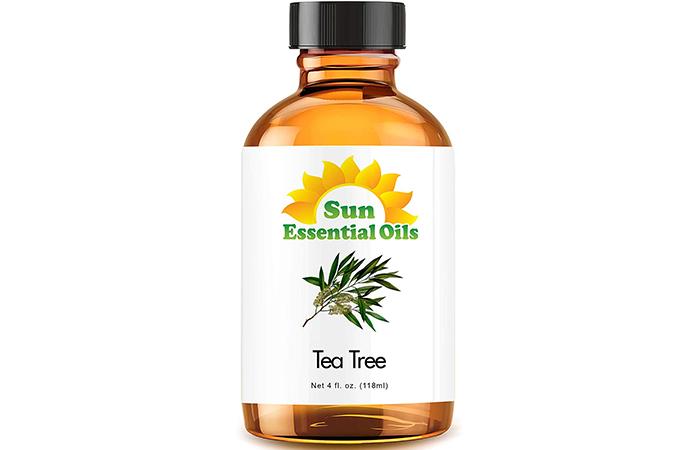 Sun Essential Oils Tea Tree Oil