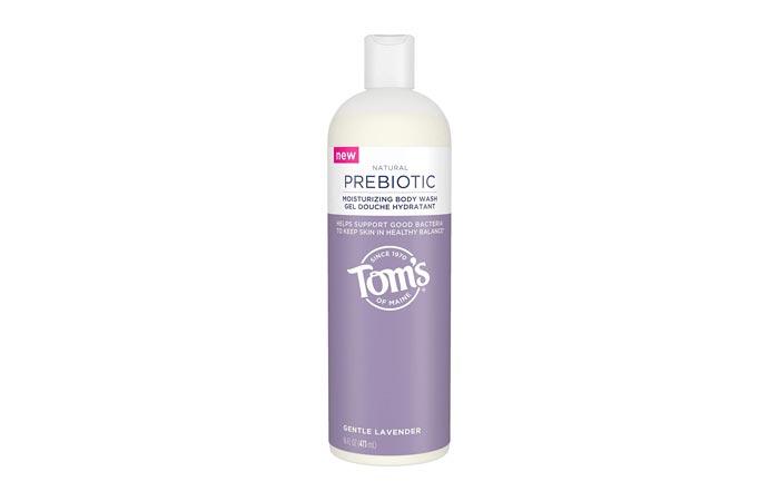 Tom's Of Maine Moisturizing Body Wash Gentle Lavender