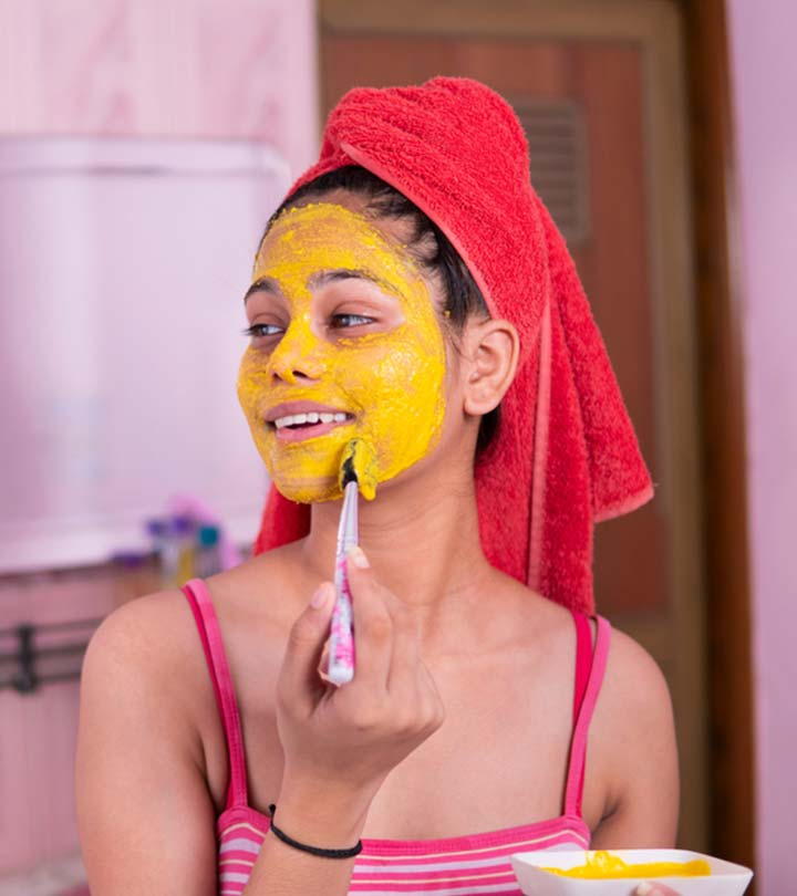Top 13 Turmeric Face Masks Of 2021 To Get Rid Of Acne And Dark Spots