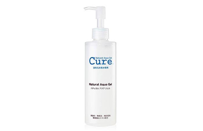 Toyo Cure Natural Aqua Gel Skin Exfoliator