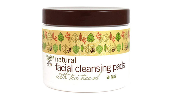Trader Joe's Natural Facial Cleansing Pads