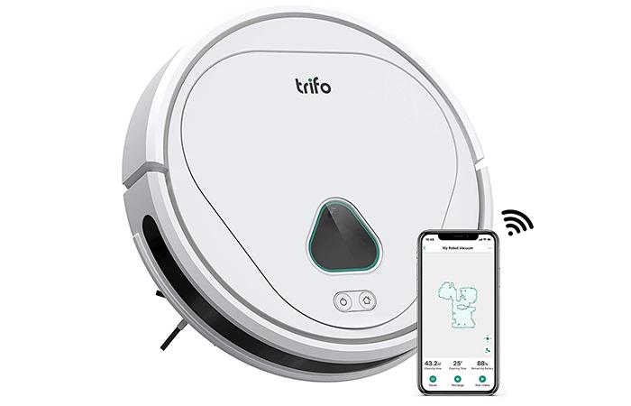 Trifo Max-S Robot Vacuum Cleaner