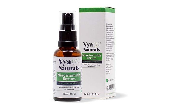 Vya Naturals Niacinamide Serum
