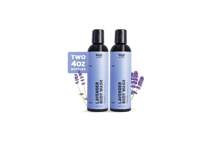 WAY OF WILL Lavender Body Wash