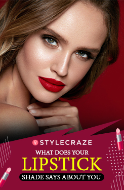 What Does Your Lipstick Shade Says About You?