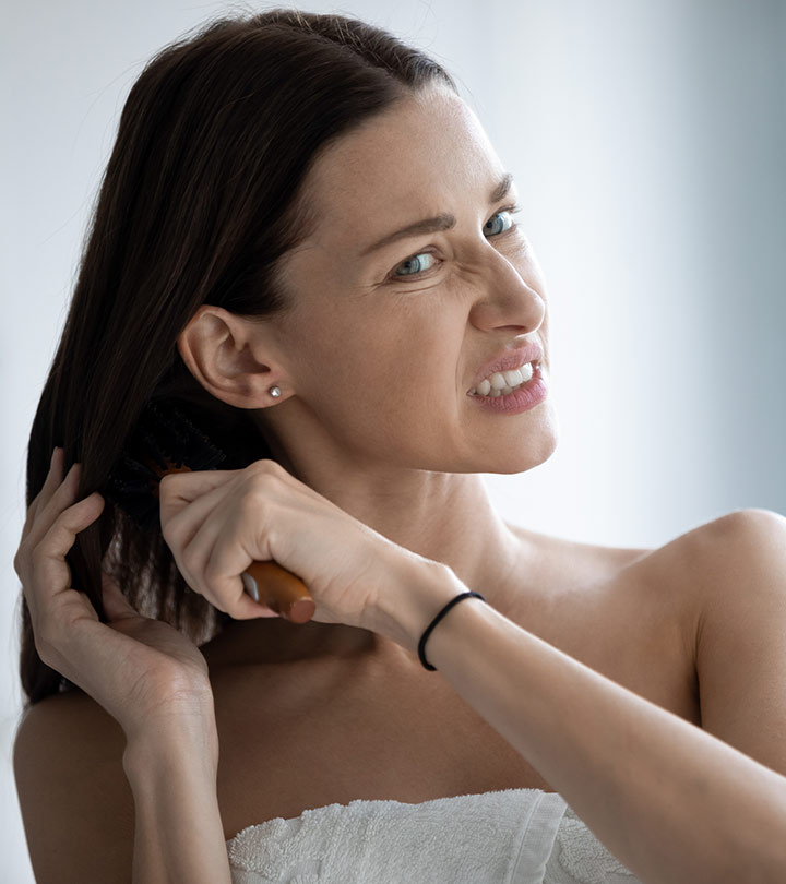 Why Does My Hair Hurt? Reasons For Your Scalp Hurting