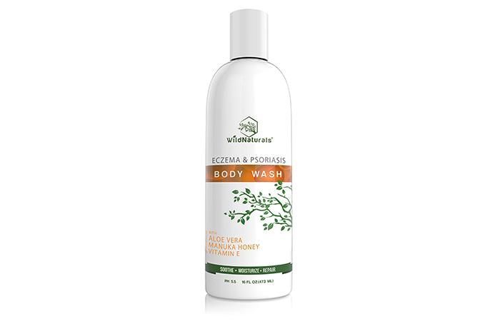 Wild Naturals Eczema & Psoriasis Body Wash