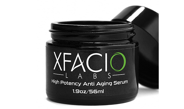 Xfacio Labs High Potency Anti Aging Serum