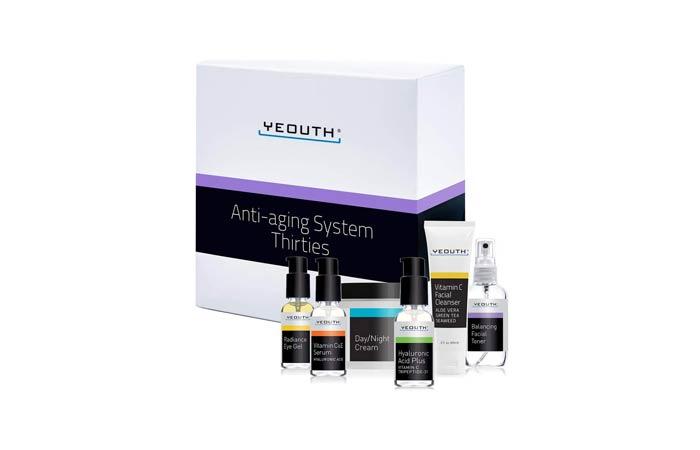 YEOUTH Anti-aging System Thirties