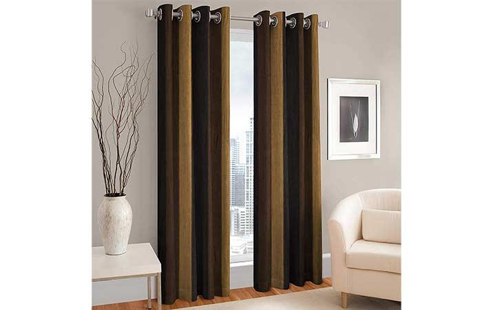 Yamunga Window Curtains