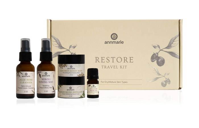 annmarie Restore Travel Kit