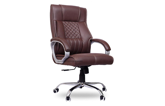 beAAtho JS-29 Executive Office Revolving Chair