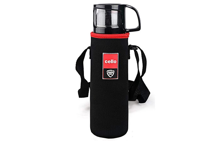 cello INSTYLE VACU STEEL Flask