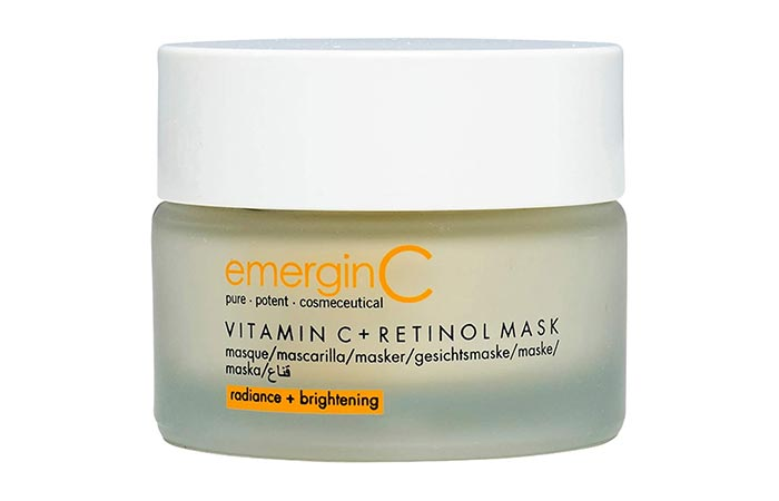 emerginC Vitamin C  Retinol Mask