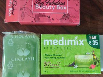 Medimix Ayurvedic Natural Glycerine soap with Lakshadi Oil -Keeps skin soft and supple-By shagufta_shaikh_2