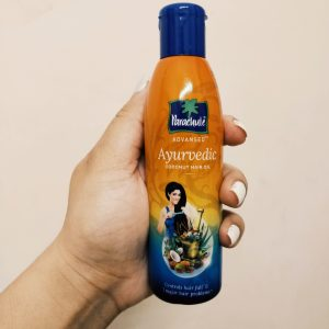 Parachute Advansed Ayurvedic Coconut Hair Oil pic 2-Must try-By lick_those_fingers