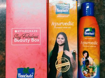 Parachute Advansed Ayurvedic Coconut Hair Oil pic 1-Must try-By lick_those_fingers