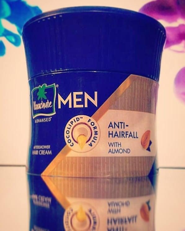 Parachute Advansed Men Anti Dandruff Hair Cream, With Lemon & Neem -Amazing product-By shakti_singh