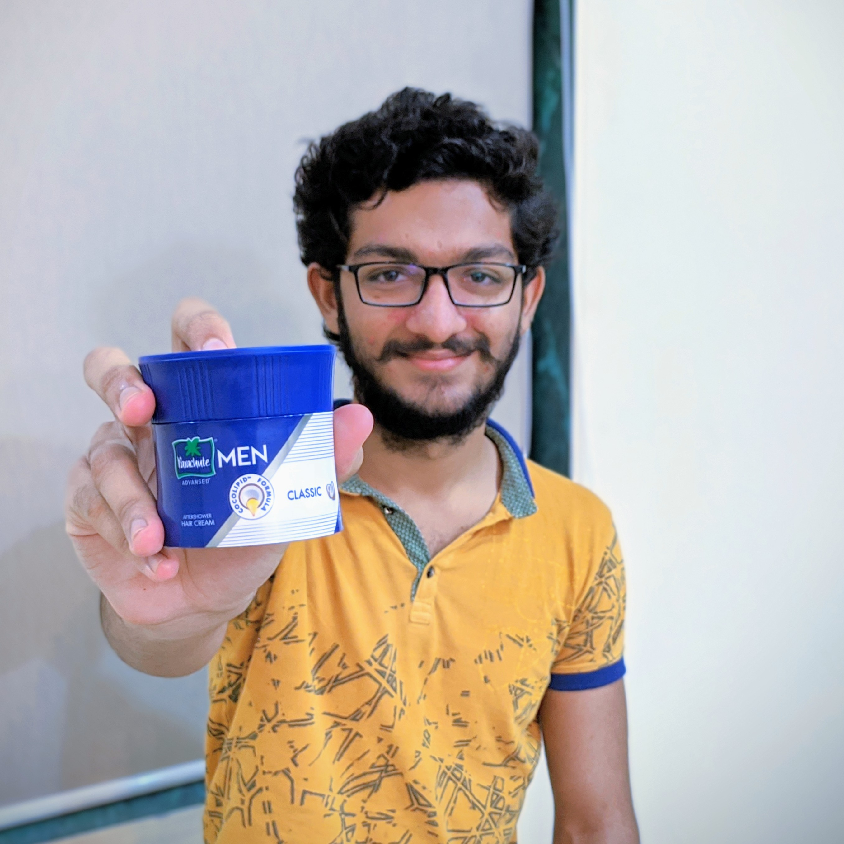 Parachute Advansed Men After Shower Hair Cream, Classic pic 2-Must Buy For Every Men-By nisarg_mehta