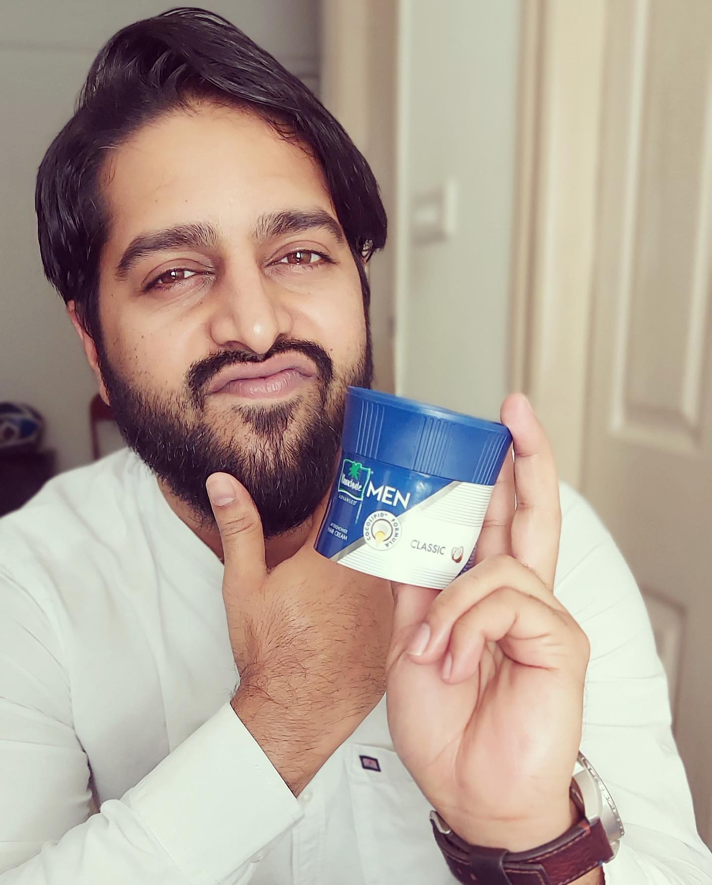 Parachute Advansed Men After Shower Hair Cream, Classic -Loved this product-By vineet_ashok