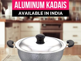 Best Aluminum Kadais Available In India