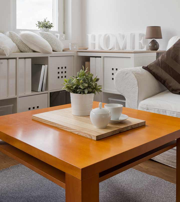 10 Best Coffee Tables Available In India