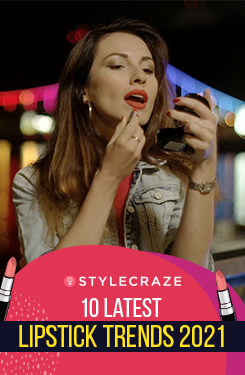 10 Latest Lipstick Trends 2021