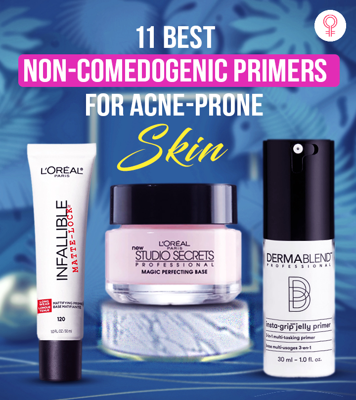 11 Best Selling Non-Comedogenic Primers Of 2021 For Acne-Prone Skin